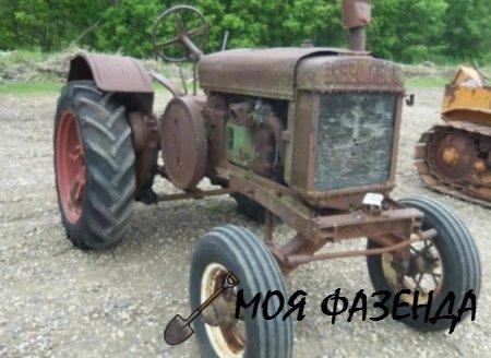 Самодельный трактор миф или реальность