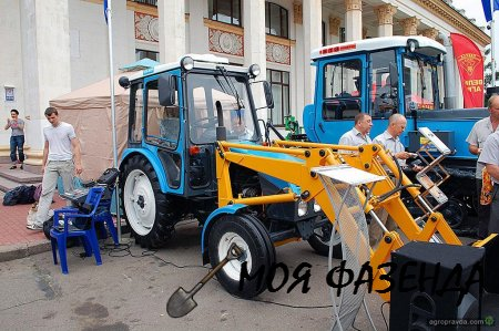 Обзор мини-тракторов отечественного производства