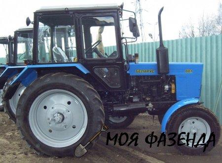 Колесный трактор МТЗ-52 Беларус устройство техники и не только