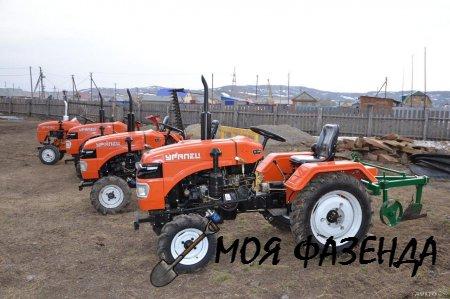 Особенности и технические характеристики мини-трактора Уралец 160