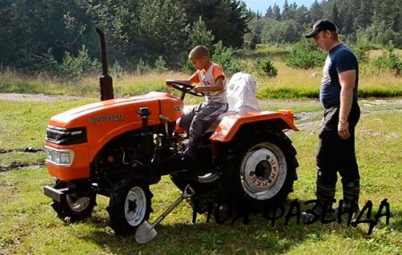 Достоинства и недостатки мини-трактора Уралец модели 220