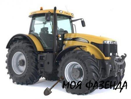 Обзор технических характеристик тракторов Challenger