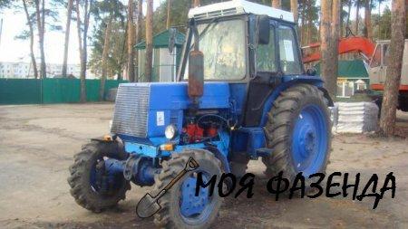 Преимущества и недостатки колёсного трактора ЛТЗ-55