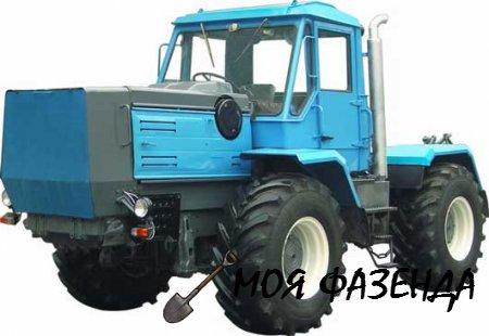 Мощные и универсальные трактора Т-150 и Т-150К сходства и отличия