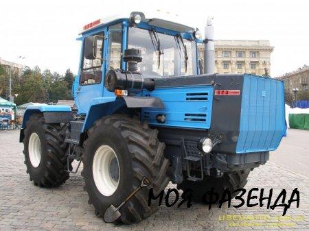 Трактор ХТЗ 17221 оптимальный вариант для больших фермерских хозяйств