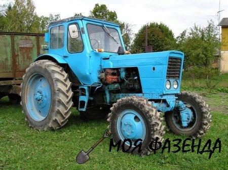Анализ технических особенностей трактора МТЗ-50