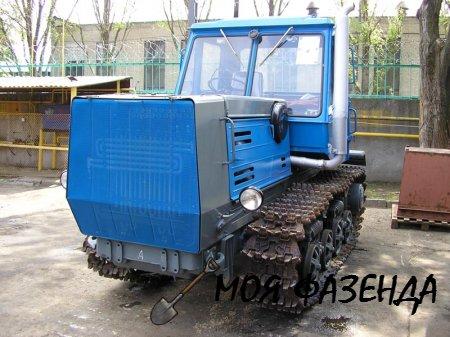 Трактор ХТЗ-150 (ХТЗ 150К) надёжный помощник тружеников аграрного сектора