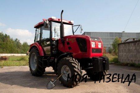 Колёсный трактор МТЗ-921 Беларус описание технических характеристик