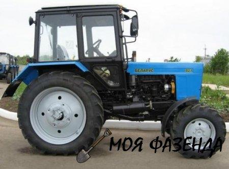 Надёжный и универсальный МТЗ-82