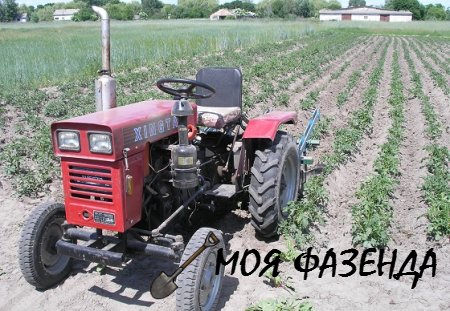 Описание китайских мини-тракторов Xingtai модели 120