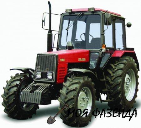Трактор МТЗ 1021 - универсальный помощник для разных работ