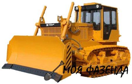 Бульдозер Т 170 - незаменимая техника при выполнении дорожных и строительных работ