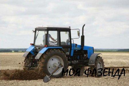МТЗ-100 классический пример универсальной сельскохозяйственной техники