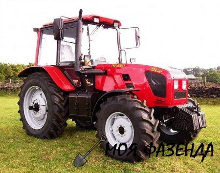 Трактор МТЗ-1220 - надёжный помощник в аграрном секторе