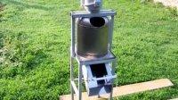 Зернодробилка, сделанная из болгарки или стиральной машины это миф или реальность